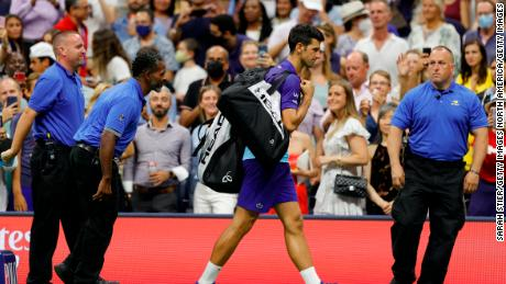 Novak Djokovic thought he heard 'booing' at the US Open as he starts his pursuit of history -- or did he? 1