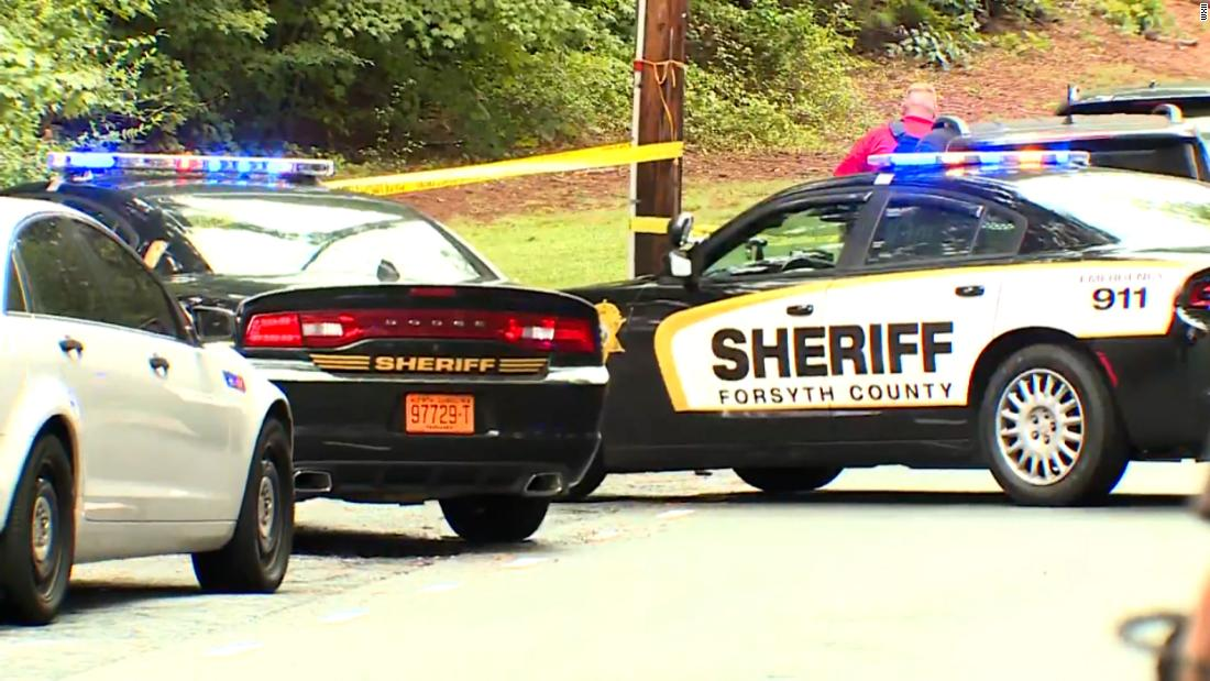Police confirm shooting and lockdown at a high school in Winston-Salem, North Carolina 1
