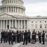 Capitol Police officers to get briefed on Sept. 18 rally against Jan. 6 arrests 6