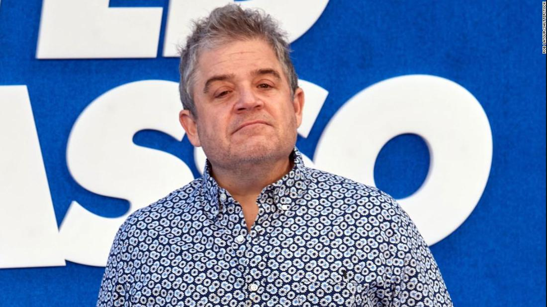 Patton Oswalt cancels shows in Florida and Utah, saying venues would not comply with his Covid-19 safety protocols 1