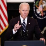 'Show some respect:' Biden blasts travelers who harass flight attendants over face masks 7
