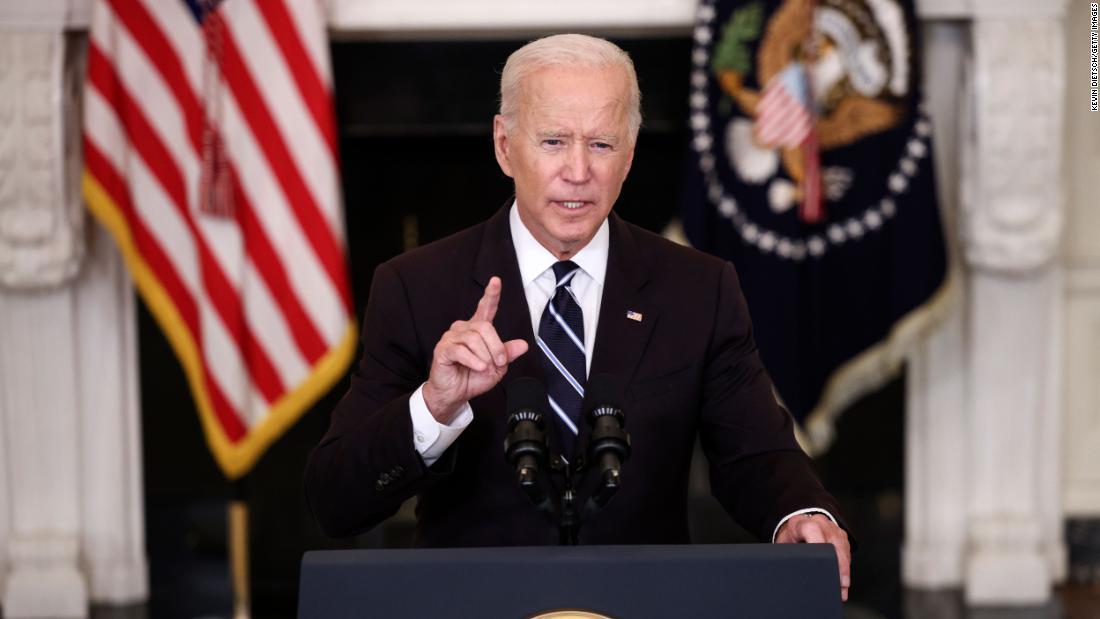'Show some respect:' Biden blasts travelers who harass flight attendants over face masks 1