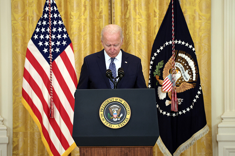Where things stand in the Biden administration's Covid-19 response 1