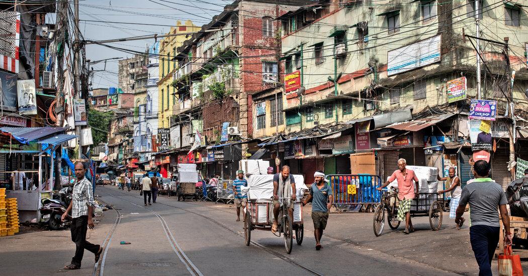 India's Economic Figures Belie Covid-19's Toll 1