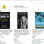Elizabeth Warren To Amazon: Stop 'Peddling Misinformation About COVID-19' 7
