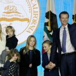 Two Of California Gov. Gavin Newsom's Children Test Positive For COVID-19 6