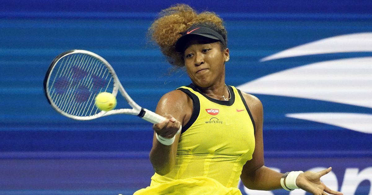Naomi Osaka reaches 3rd round of U.S. Open 1