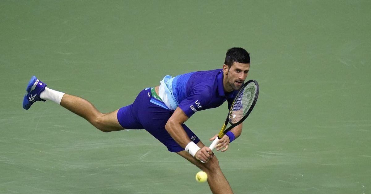 Novak Djokovic defeats Matteo Berrettini at U.S. Open, moves closer to Grand Slam 1