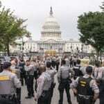 Capitol Police deputize outside law enforcement as special officers for 'Justice for J6' rally 6