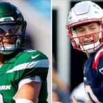 What to expect from the first of likely many matchups between the Patriots' Mac Jones and the Jets' Zach Wilson 8