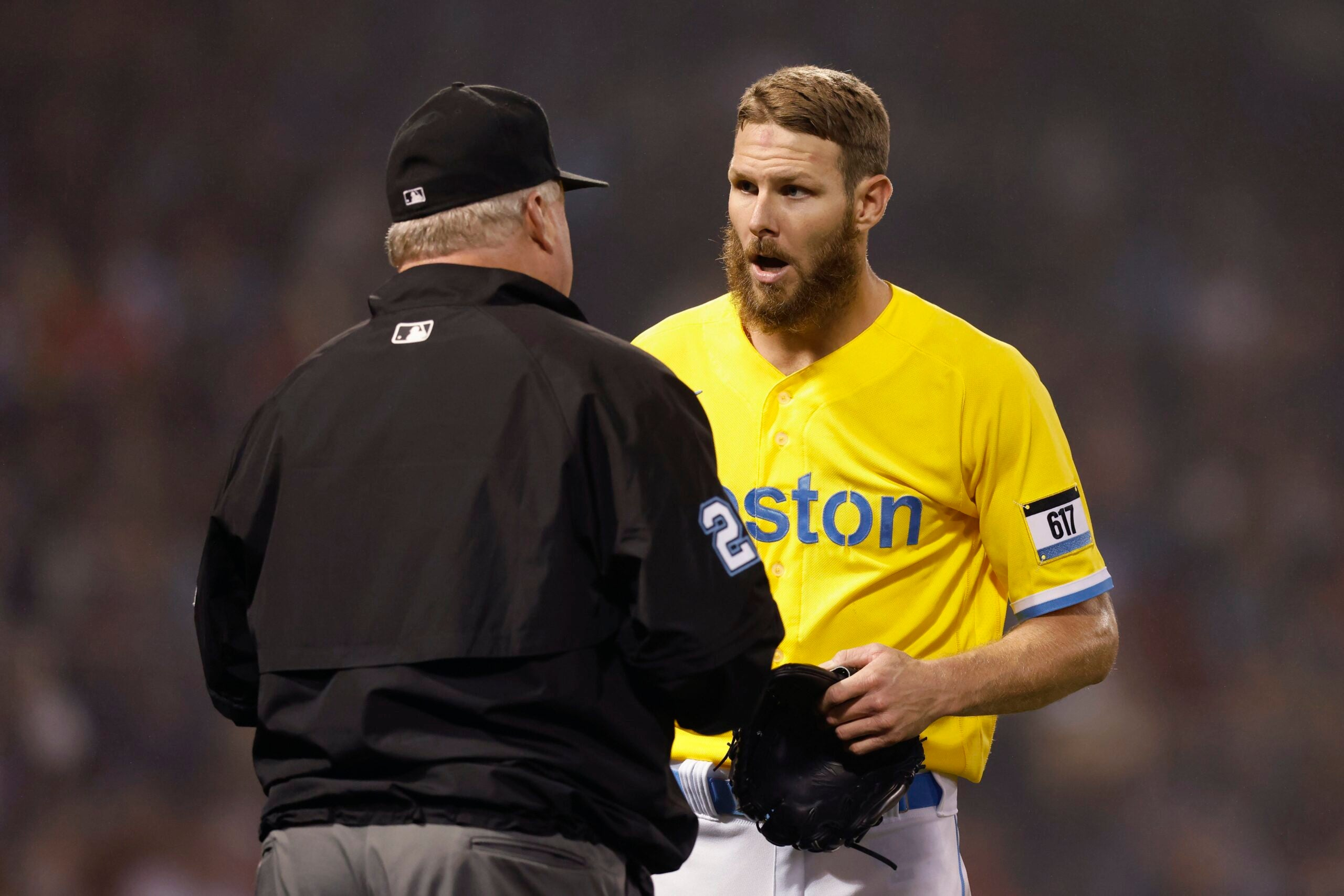 Chris Sale reveals he hasn't been vaccinated against COVID-19 1