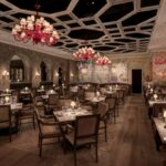 Coquette opens in the Seaport with seafood towers and gin and tonics 7