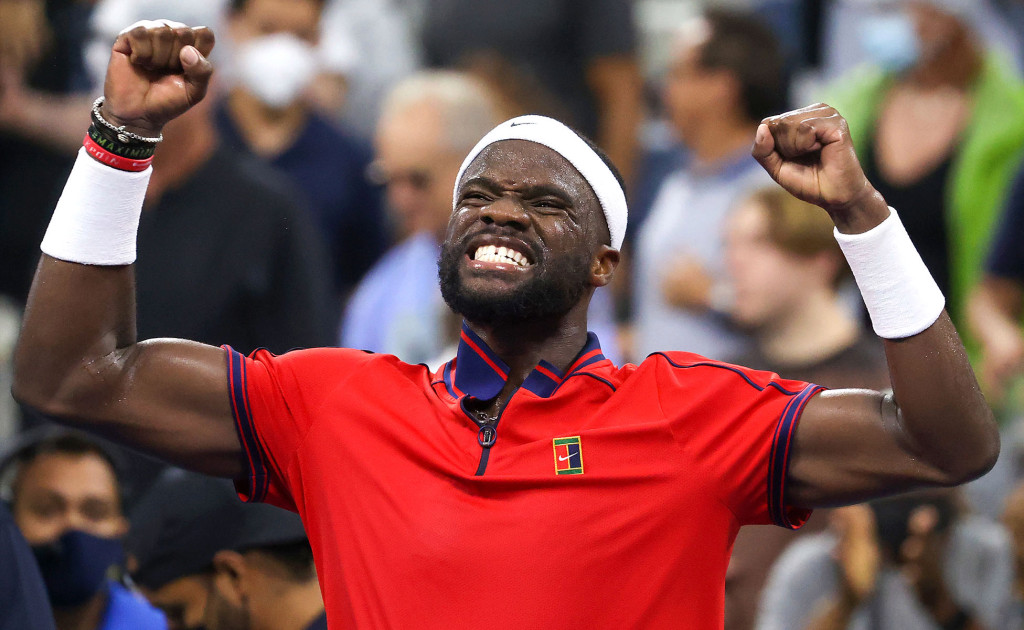 American Frances Tiafoe storms into third round of US Open 1
