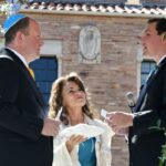 Jared Polis, country's first openly gay elected governor, marries longtime partner Marlon Reis 17