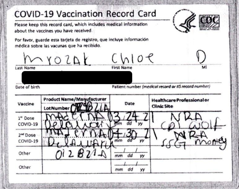 Oak Lawn woman misspelled 'Moderna' on fake COVID-19 vaccine card to get into Hawaii: authorities 1