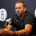 Nets don't foresee COVID-19 vaccine issues with players 22