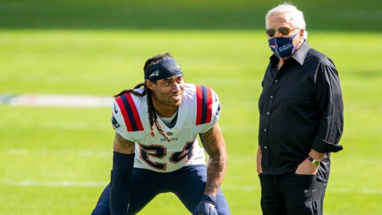 Ian Rapoport hints Patriots' PUP move could resolve Stephon Gilmore saga 1