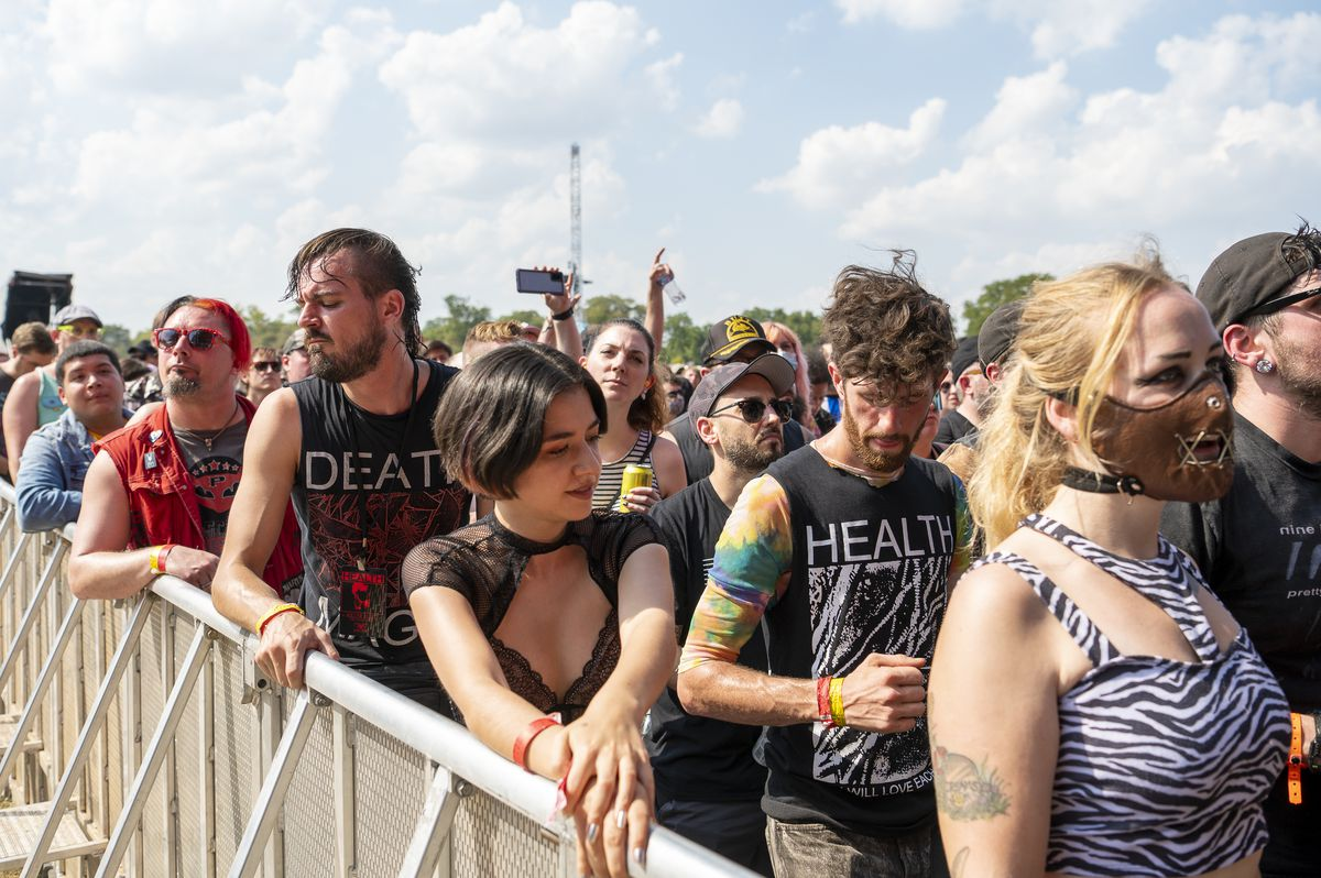 Riot Fest 2021: Day 4 photo highlights 1