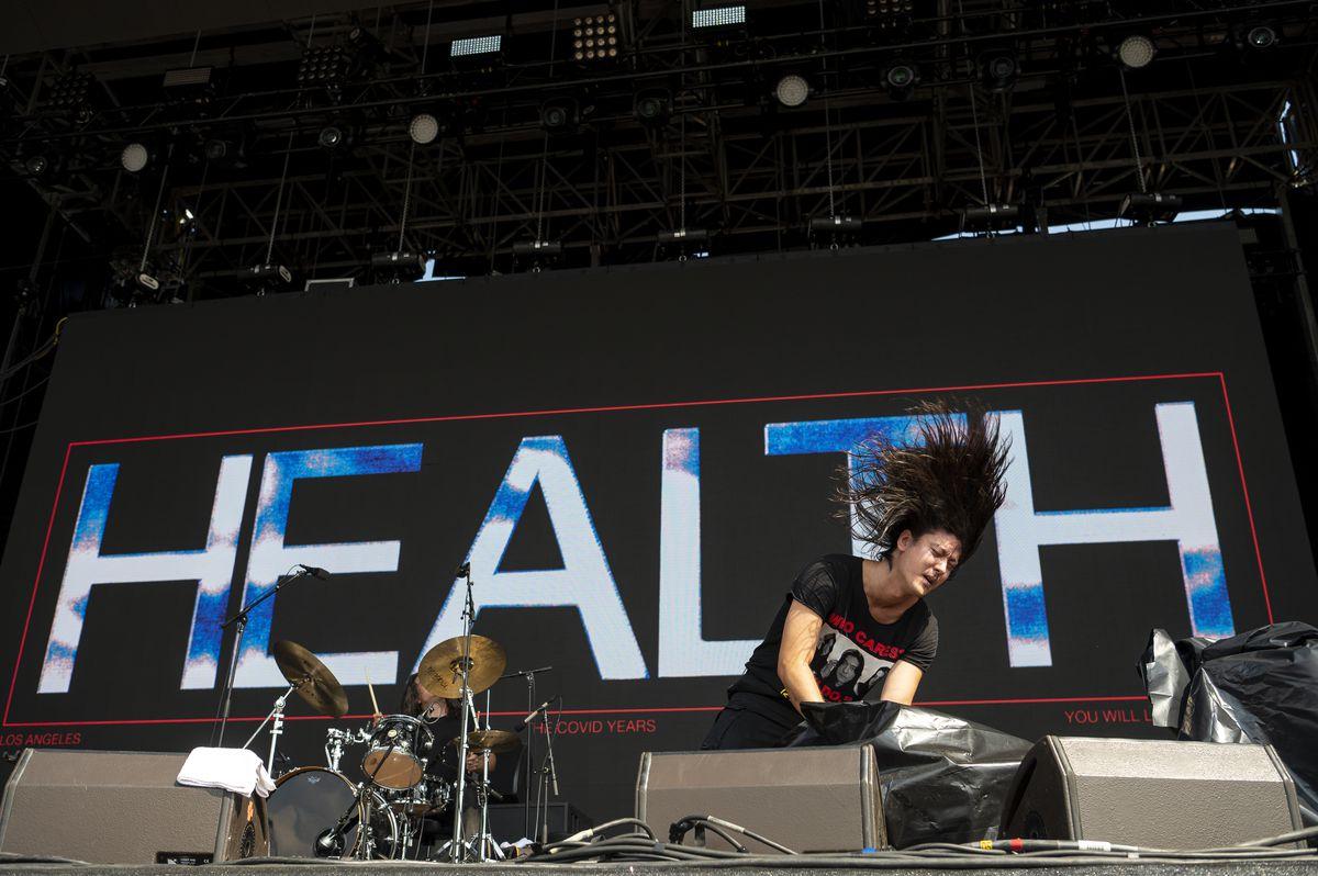Riot Fest Day 4 reviews: Health, Melkbelly 1