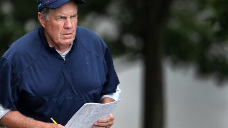 Bill Belichick doesnt reveal why he chose Mac Jones over Cam Newton as Patriots starting quarterback 1