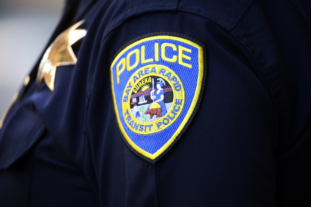 Officer's hearing interrupts attempted catalytic converter thief at Oakland BART station 1