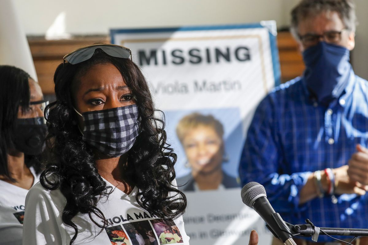 11 years ago, Viola Martin went to visit her daughter but never arrived. Now, her case is part of new missing persons project launched by Cook County sheriff's office 1