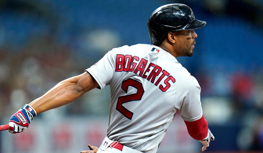Red Sox's Xander Bogaerts pulled from game after positive COVID-19 test 1