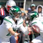 Zach Wilson throws four interceptions in ugly Jets loss to Patriots 3