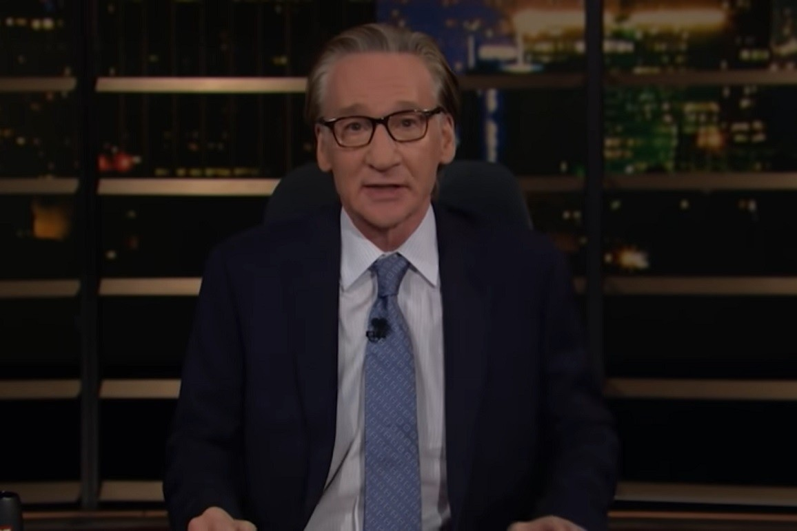 Bill Maher Ridicules Met Gala For Maskless Double Standard & AOC's 'Tax the Rich' Dress On HBO's 'Real Time' 1