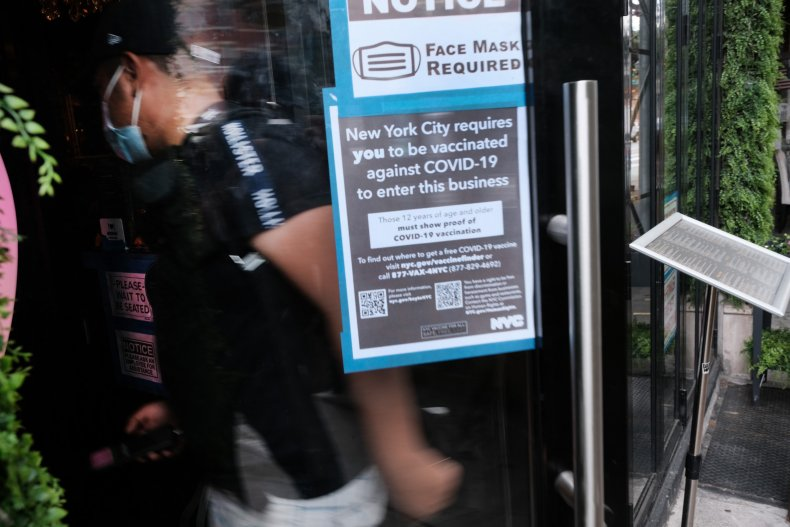BLM Protest Planned at New York Restaurant Where Brawl Over Vaccination Proof Occurred 1
