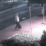 The FBI Releases New Video Of The Suspect Who Planted Bombs Before The Capitol Riot 7
