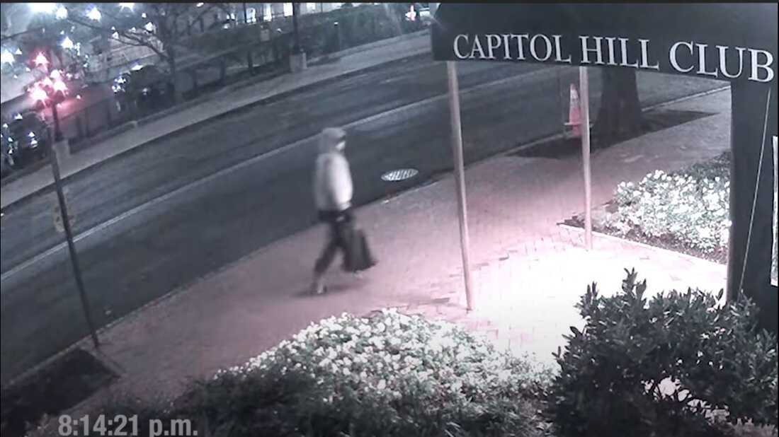 The FBI Releases New Video Of The Suspect Who Planted Bombs Before The Capitol Riot 1