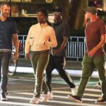 Chris Rock seen dining maskless in NYC a day before COVID-19 diagnosis 30