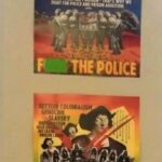 Photos show 'F–k the Police,' 'F–k Amerikkka' flags hanging in Los Angeles classroom 5