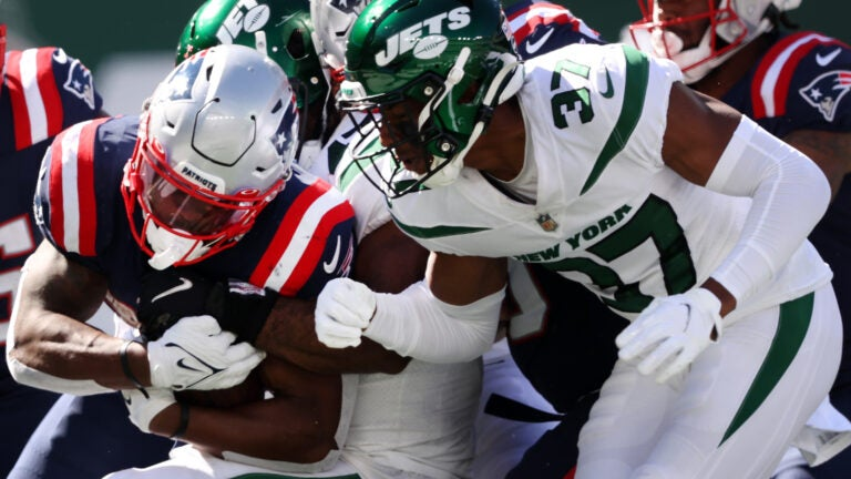 3 takeaways as Patriots slog to win over outmatched Jets 1