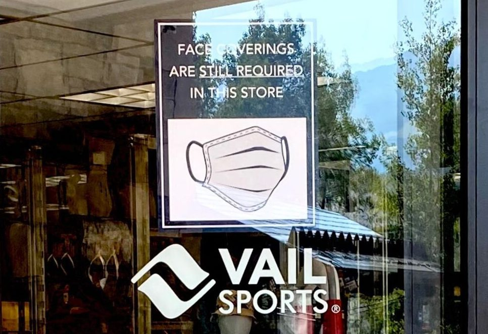 Vail Resorts goes back to mask requirement indoors for all customers, staff at all locations 1