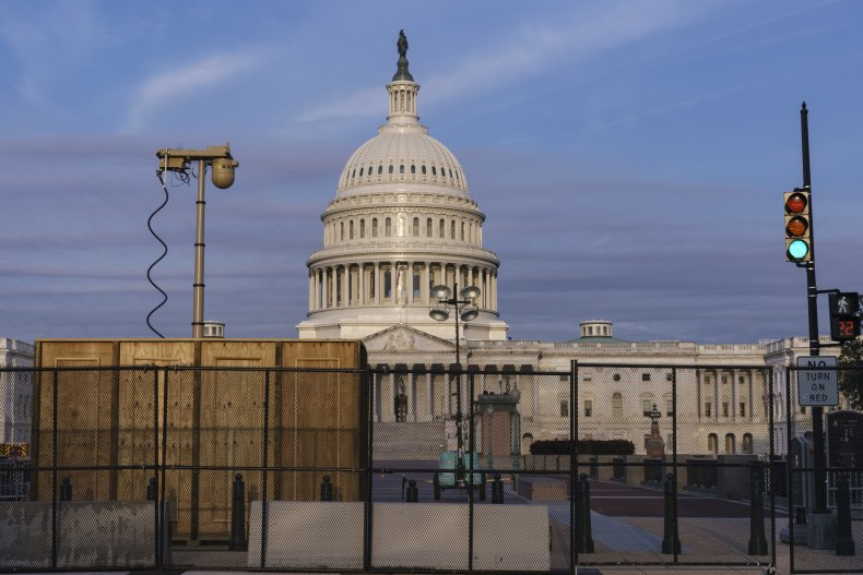 Social Media Chatter Around Capitol Rioter Protest Includes Targeting Lawmakers: DHS 1