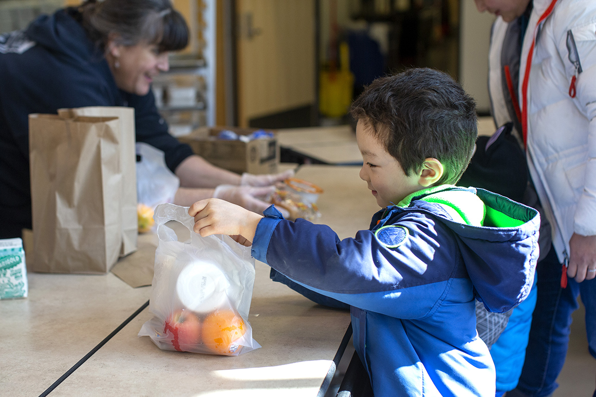 Could Covid-19 finally end hunger in America? 1