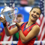 How Emma Raducanu, 18-Year-Old US Open Winner, Made Tennis History 16