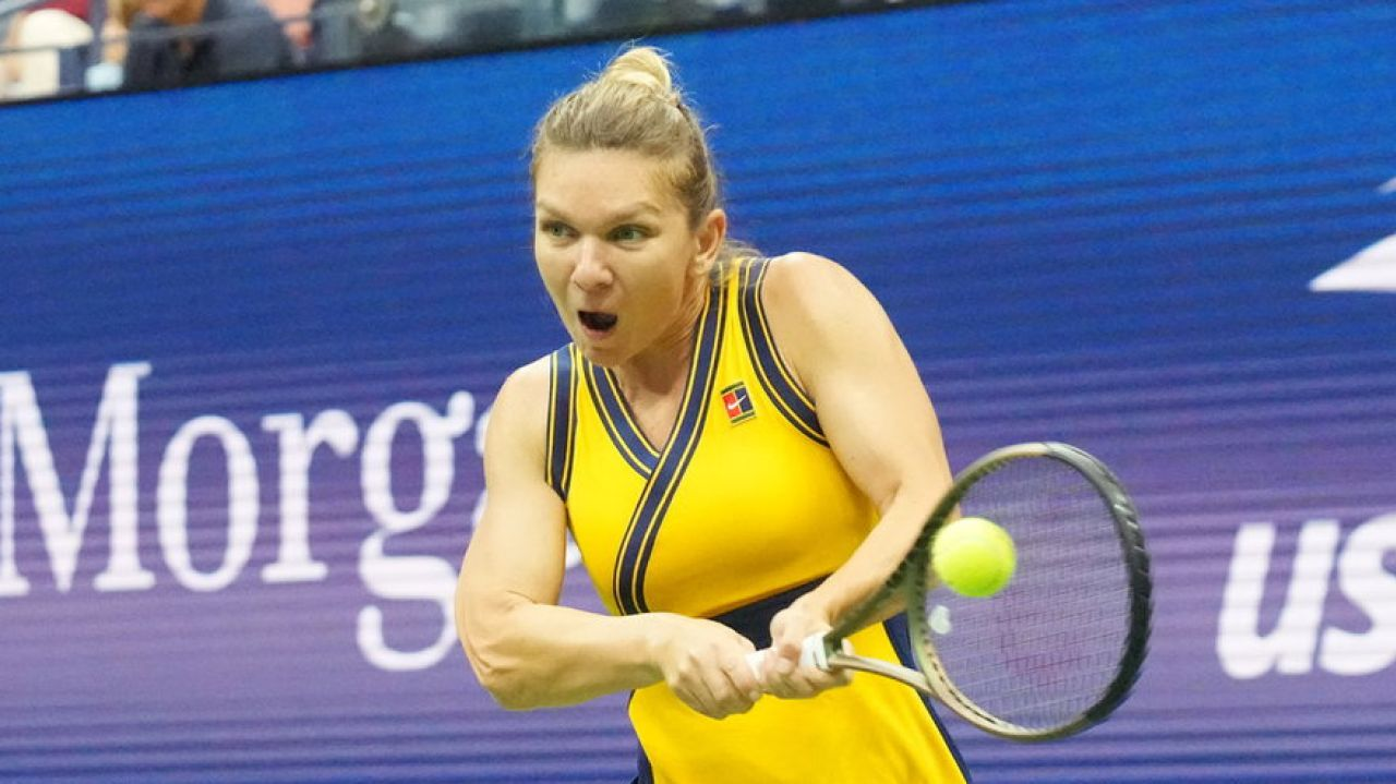 U.S. Open:Victoria Azarenka, Garbine Muguruza and Simona Halep reach third round 1