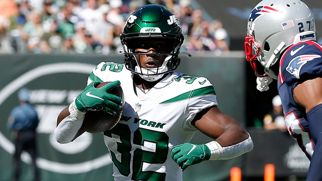 Jets see improvement in running game, offensive line in loss to Patriots 1