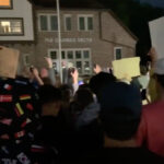Protesters at Iowa fraternity demand it be abolished after sexual assault allegation emerges 6
