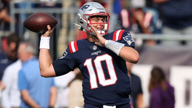 Notable Patriots prop bets for Week 2 matchup against the Jets 1