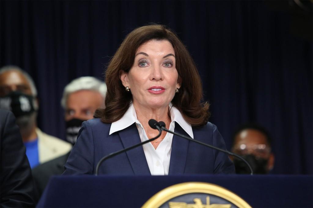 Parents, pols sue to reverse New York's school mask mandate 1