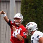 Josh McDaniels explains how Mac Jones won Patriots QB competition 5