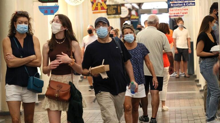 Massive randomized study is proof that surgical masks limit coronavirus spread, authors say 1