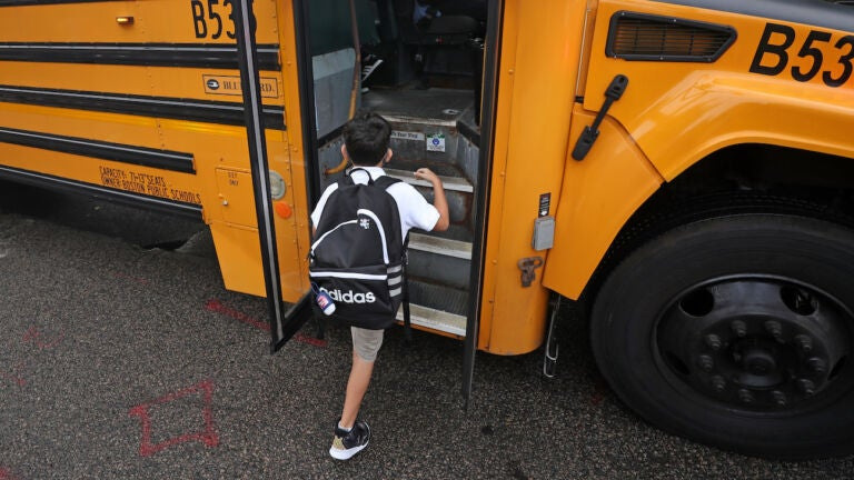 How the Boston schools' bus routes ran Thursday morning 1