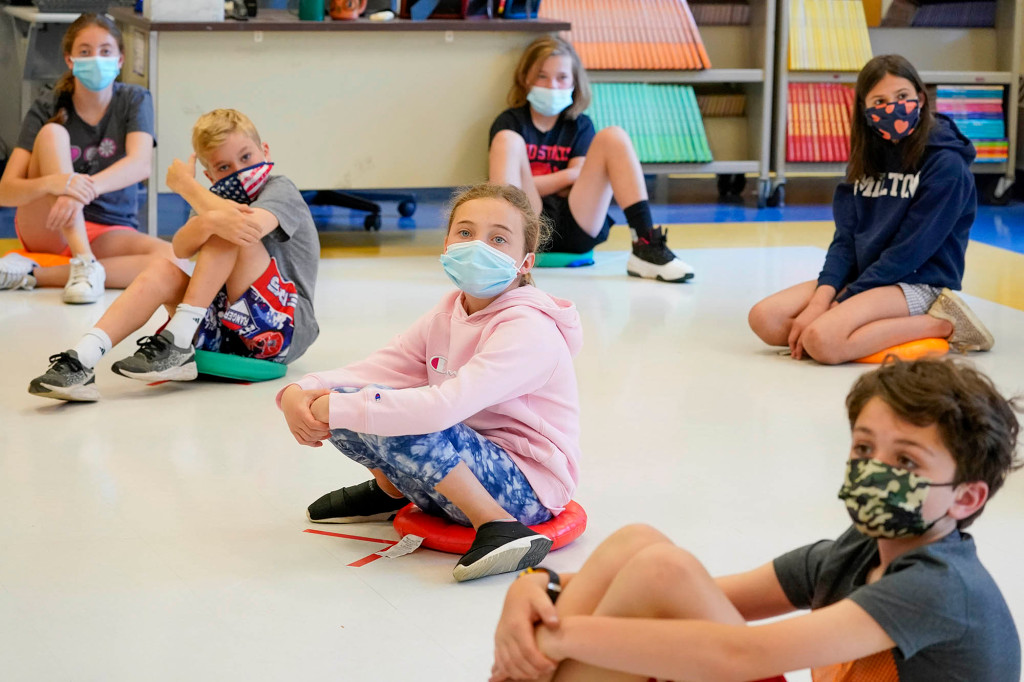 Making kids under 6 mask isn't science, it's child abuse 1