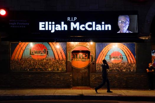 Officers, paramedics indicted in Elijah McClain's death 1