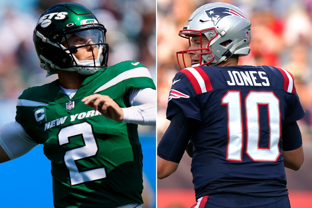 Jets, Patriots set to begin new era in bitter rivalry 1